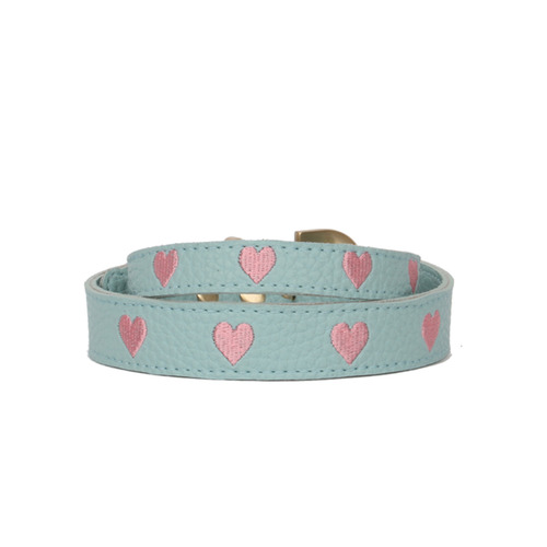 Blue Marshmallow Luv Collar