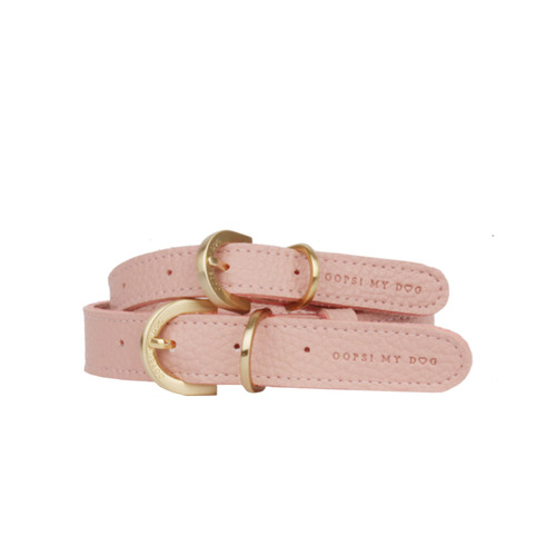 Pink Marshmallow Collar
