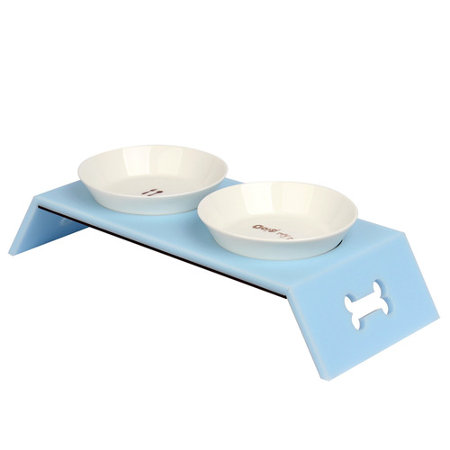 Bed Tray Blue