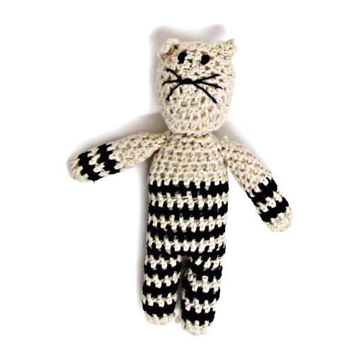 Kitty Rattle Toy
