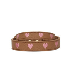 Brown Marshmallow Luv Collar