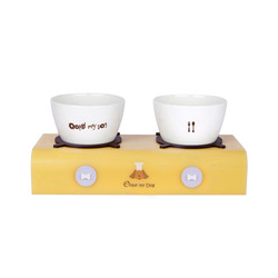 Cooking Stove Yellow