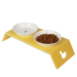 Bed Tray Yellow