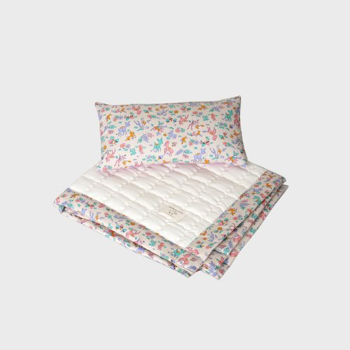 Bambi Quilt Mat & Pillow