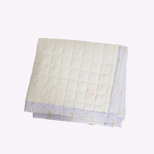 Lilac Quilted Mat
