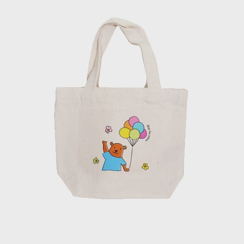 Mini Walking Tote Bag