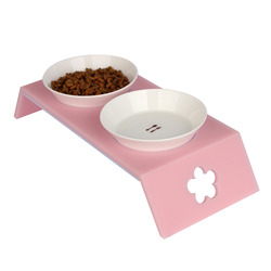 Bed Tray Pink