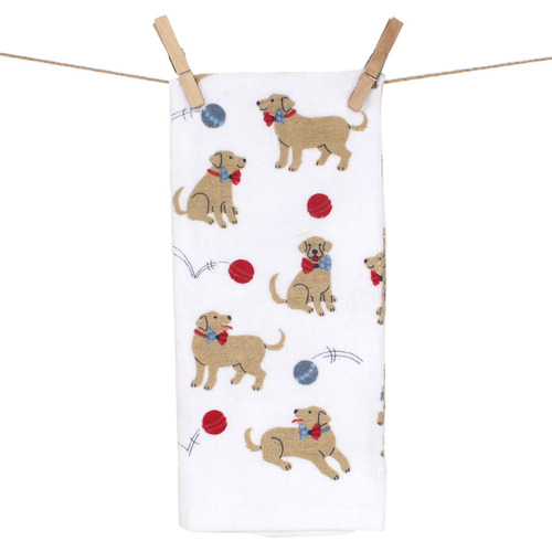 Laguna Beach Dogs Towel
