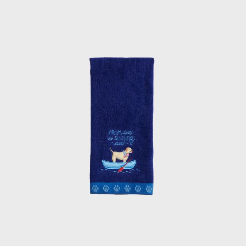 The Boat Doggy Towels